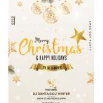 Christmas & Holiday Free PSD Flyer Template