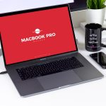 Workstation MacBook Pro – Free PSD Mockup