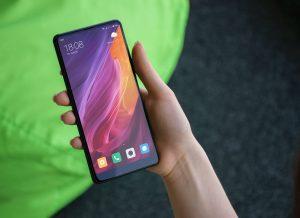 Xiaomi Mi Mix 2 – 5 Free PSD Mockups