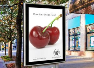 Free Outdoor Advertising Mockup
