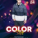 Color Style Free DJ Club PSD Flyer Template