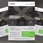 Corporate and Business Free PSD Flyer Template
