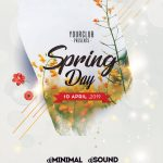 Spring Day – Free PSD Flyer Template