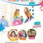 Kids Summer Camp Free PSD Flyer Template