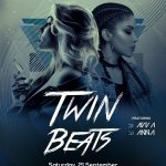 Twin Beats Free PSD Flyer Template