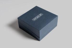 Jewel Box Packaging Free Mockup