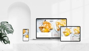 Apple Devices Design Showcase Freebie Mockup
