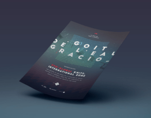 Electro Life Free Party PSD Flyer Template