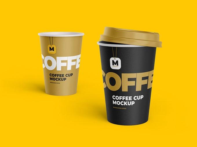 Tea Cup Free Mockups