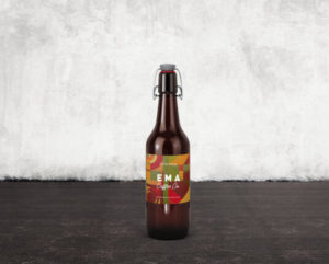 Beer Bottle Free Mockup
