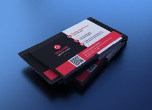 Multipurpose Business Card Free PSD Template v1