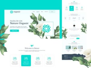 Natural Health Free XD UI kit