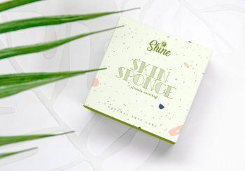 Organic Product Box Packaging Free Mockup