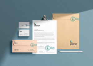 Stationery Branding Free Mockup vol5