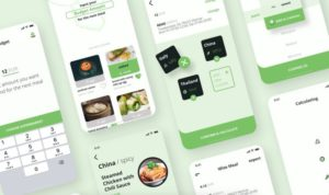 WiseFood UI kit Free for XD