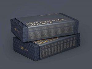 2 Free Boxes Mockup (PSD)