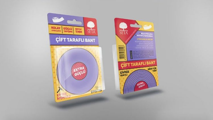 Blister Pack Packaging Free Mockup