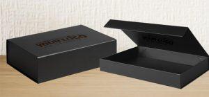 Box Packaging Free Mockup (PSD)