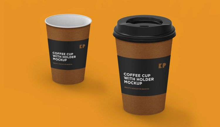 Coffee Cup Freebie Mockup (PSD)