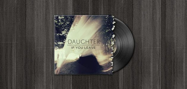 Daughters - Free Mixtape Cover PSD
