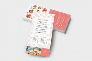 Free Bakery DL Flyer PSD Template