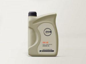 Free Engine Oil Mockup (PSD)