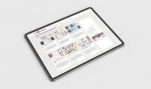 Free Tablet Mockup Set (PSD)