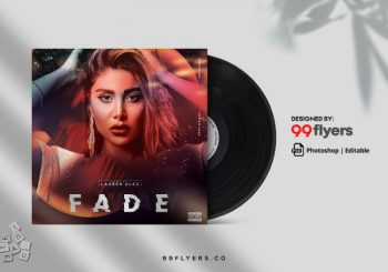 House Music Free CD/Mixtape Cover (PSD)