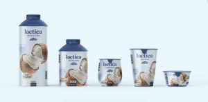 Lactica Packaging Free Mockup Set