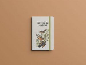 Notebook – Minimal Free Mockup