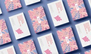 Set of Business Cards Free Mockup