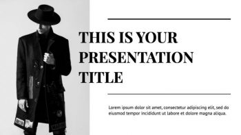 Hebe - Free PowerPoint Template