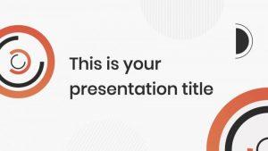 Iris – Free PowerPoint Template
