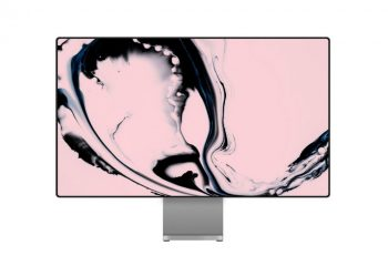 PC Monitor Free Mockup (PSD)