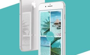 Free 9 Vacation Instagram Stories (PSD)
