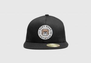 Snapback Cap Free Mockup (PSD)
