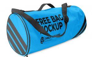 Free Simple Bag Mockup (PSD)