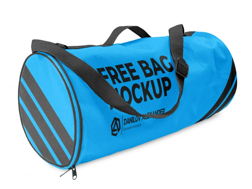 Free Simple Bag Mockup (PSD)