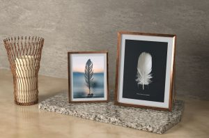 Picture Frames Free Mockup (PSD)