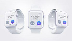 Apple Watch Free Mockup (PSD)