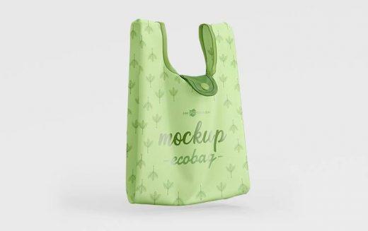 Simple Bag Free Mockup
