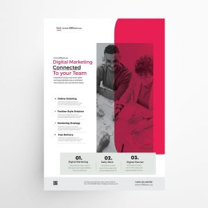 Creative Business Free Flyer Template (PSD)