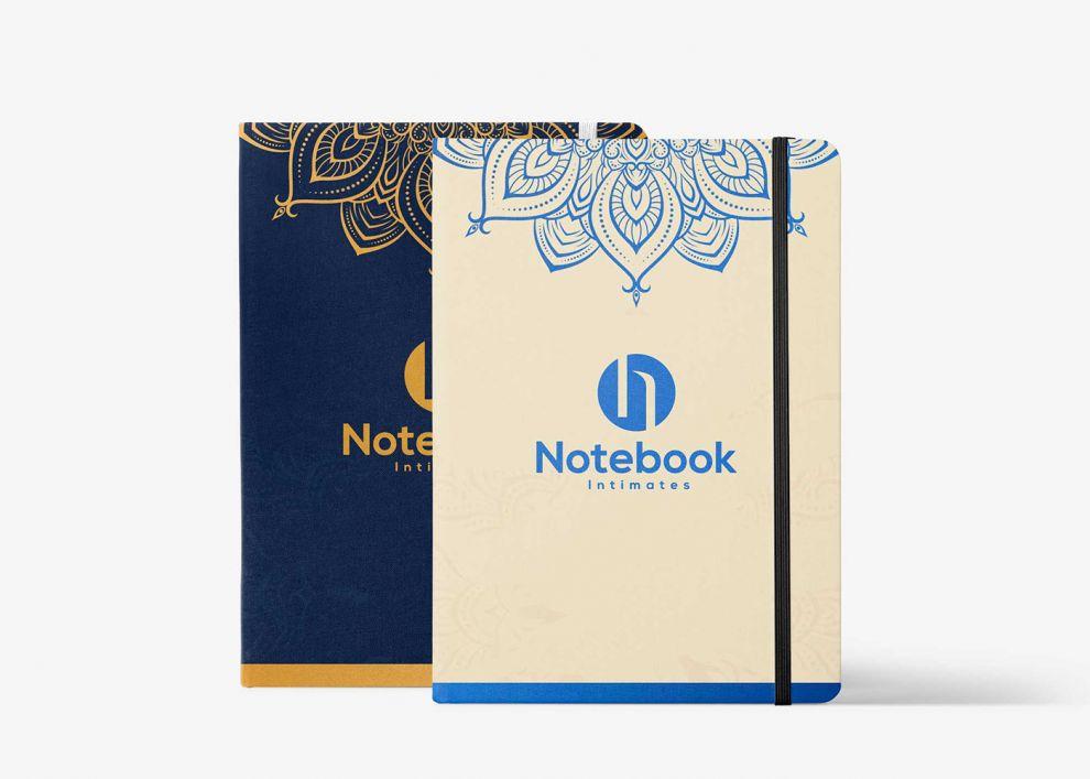 Journal Notebook Free Mockup