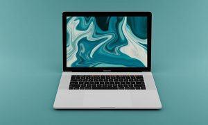MacBook Pro Free Mockup