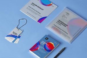 Product Stationery Free Mockup