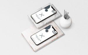 Smart Phone Free Mockup (PSD)