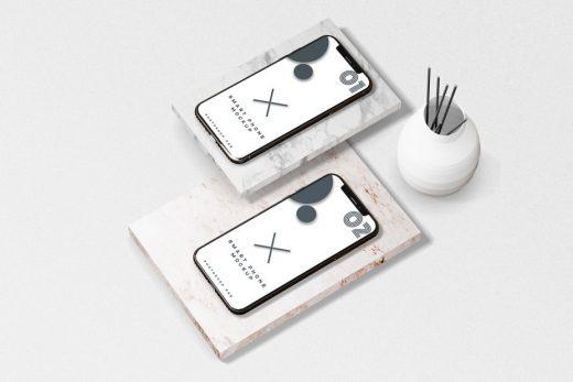 Smart Phone Free Mockup