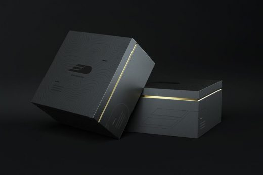 Boxes Packaging Free Mockup