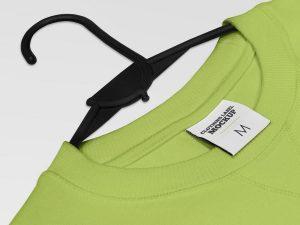 2 Free Clothing Label Mockup (PSD)
